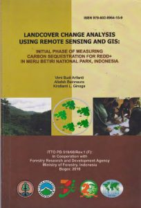 Landcover Change Analysis Using Remote Sensing and GIS: Initial Phase Of Measuring Carbon Sequestration for REDD+ In Meru Betiri National Park, Indonesia.